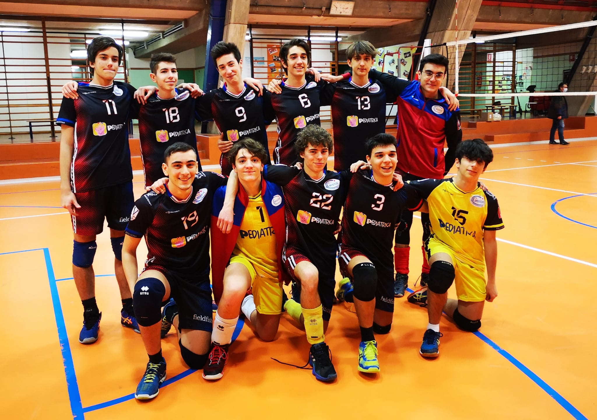 Comunicato stampa – pre-partita  Geetit Pallavolo Bologna vs Querzoli Volley Forlì – Nelle giovanili vittoria U17M
