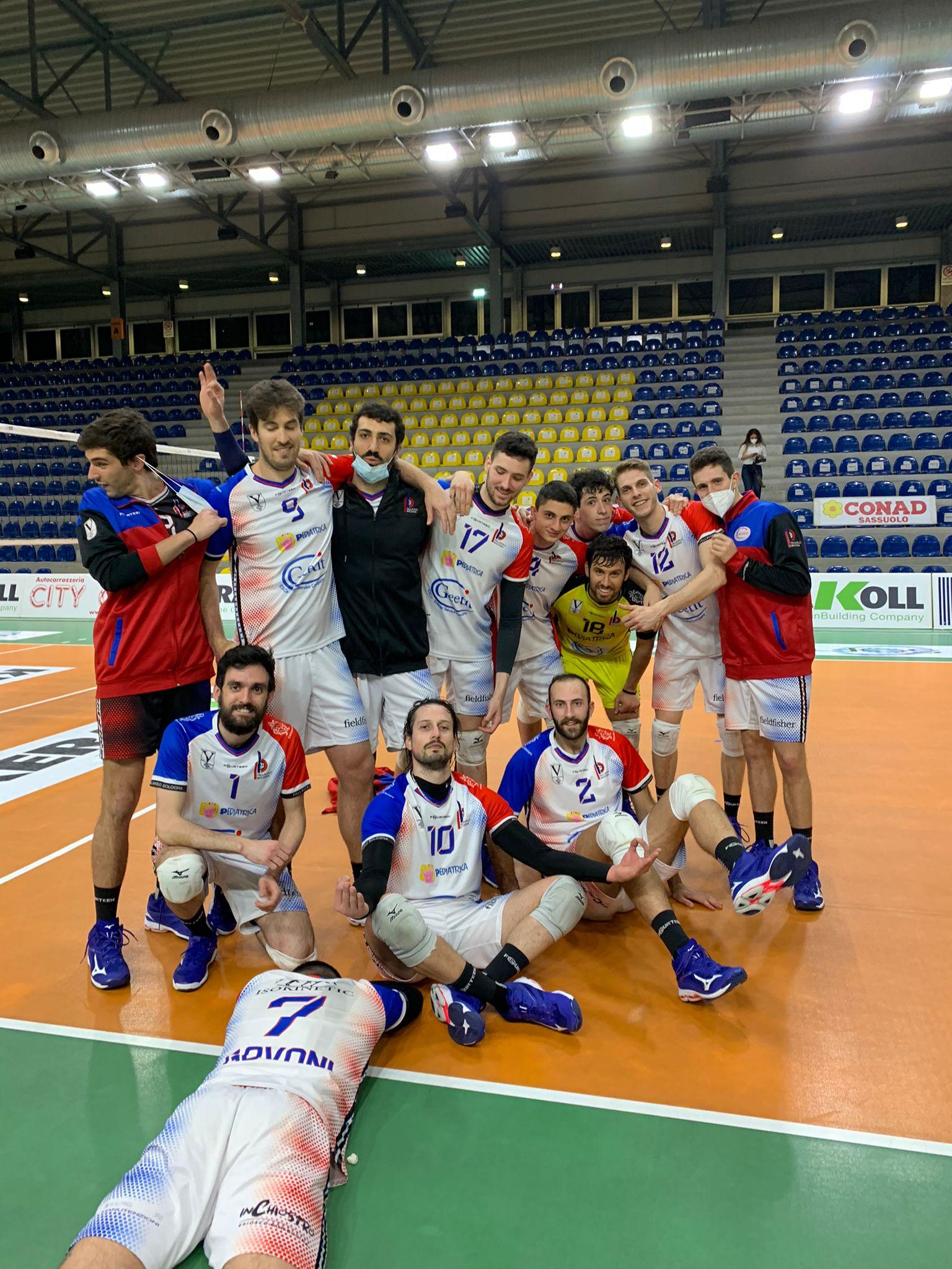 Ultimo match di regular season: Sassuolo-Geetit Bologna